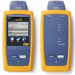 Rent of Fluke DSX 600 tester