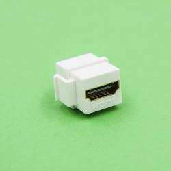 DNS HDMI Keystone valge