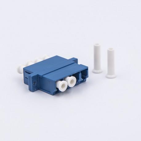 Adapter LC Quad SM sinine