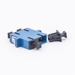 Adapter SCA SM simplex, kõrvutu GREEN