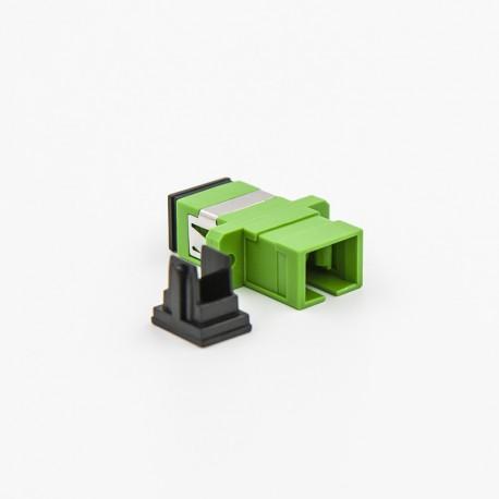 Adapter SC simplex SM sinine (25tk pakk)