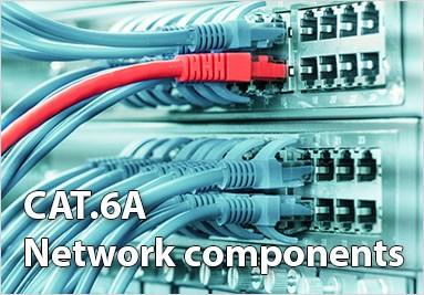 Cat.6a network components